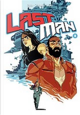 Last Man vol. 8 by Balak, Bastien Vivès