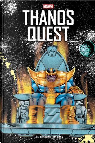Thanos quest by Jim Starlin