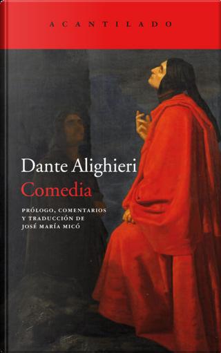 Comedia by Dante Alighieri