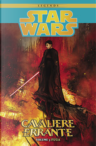 Star Wars: Cavaliere errante vol. 3 by John Jackson Miller