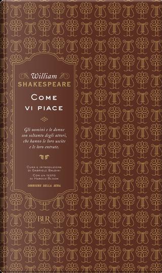 Come vi piace by William Shakespeare