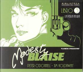 Modesty Blaise 3 by Jim Holdaway, Peter O'Donnell