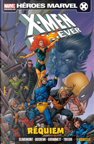 X-Men Forever #3 by Chris Claremont