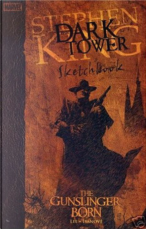 The Dark Tower: The Gunslinger Born Sketchbook by