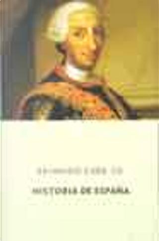 HISTORIA DE ESPAÑA by Raymond Carr