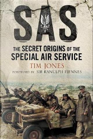 SAS Zero Hour by Tim Jones