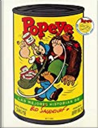Popeye by Bud Sagendorf