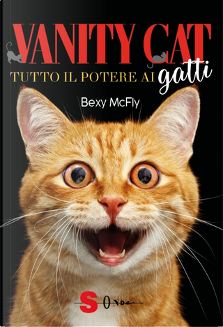 Vanity Cat by Bexy McFly