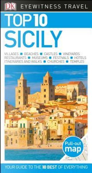 DK Eyewitness Top 10 Sicily by Inc. Dorling Kindersley