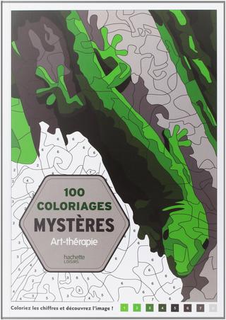 100 Coloriages mystères by