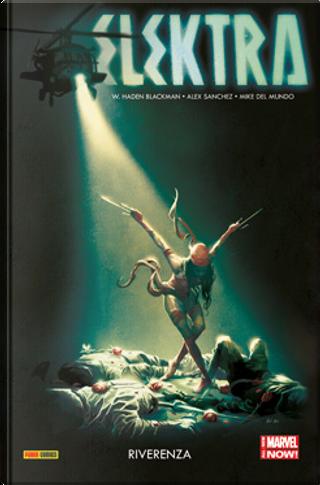 Elektra vol. 2 by Haden Blackman