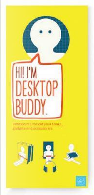 Desktop Buddy by Chronicle Books