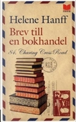 Brev till en bokhandel by Helene Hanff