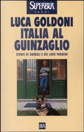 Italia al guinzaglio by Luca Goldoni
