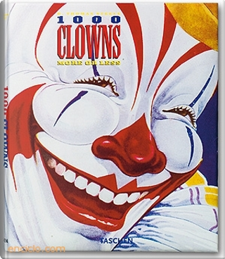 1000 Clowns by H. Thomas Steele