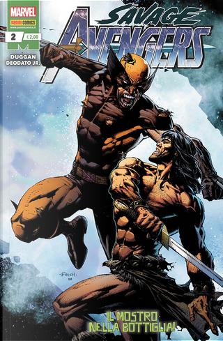 Savage Avengers n. 2 by Gerry Duggan