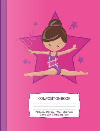 Composition Book by Eden x Destiny