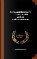 Hermanni Boerhaave ... Tractatus de Viribus Medicamentorum by Hermann Boerhaave