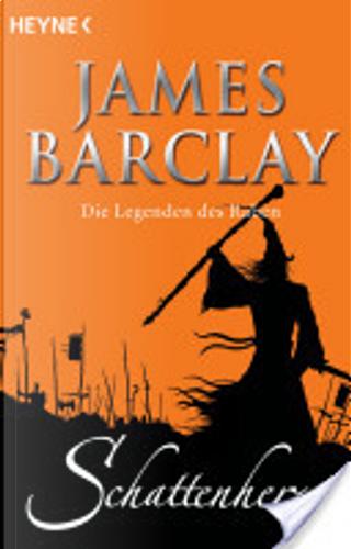 Schattenherz by James Barclay