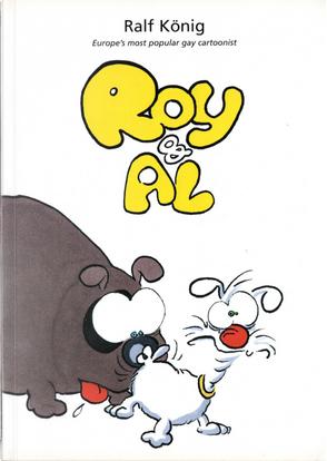Roy & Al by Ralf König