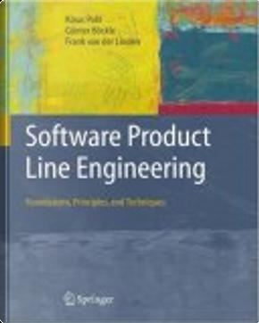 Software Product Line Engineering by Frank J. van der Linden, Günter Böckle, Klaus Pohl