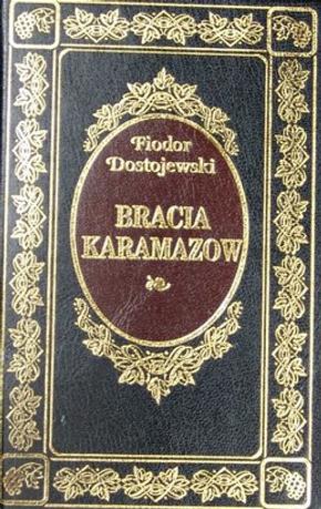 Bracia Karamazow by Fyodor M. Dostoevsky