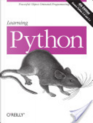 Learning Python by Mark Lutz