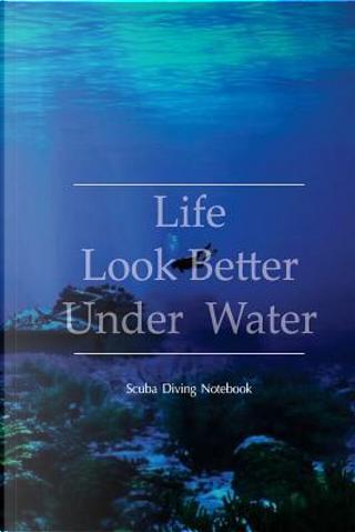 Scuba Diving Notebook by Love Ocean
