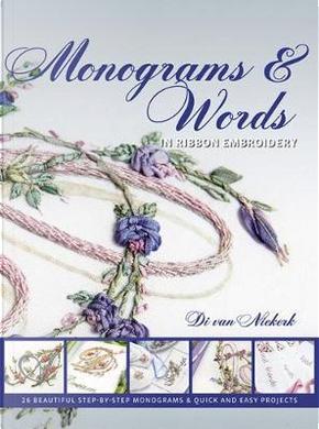 Monograms & Words by Di van Niekerk