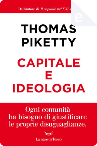 Capitale e ideologia by Thomas Piketty