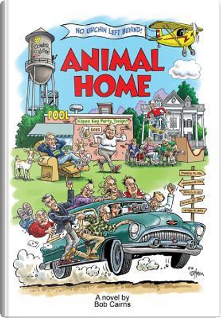 Animal Home by Bob Cairns