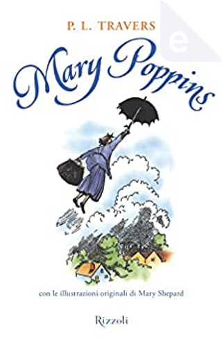 Mary Poppins by Pamela Lyndon Travers