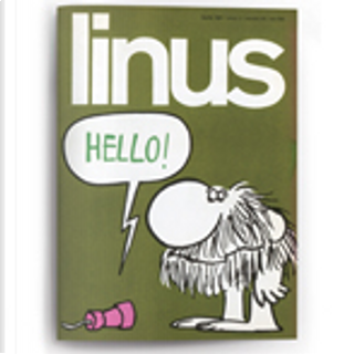 Linus: anno 3, n. 4, aprile 1967 by A. Carter, Al Capp, Brant Parker, Charles M. Schulz, Claudio Bertieri, Franco Cavallone, Frank Dickens, George Herriman, Johnny Hart, Jules Feiffer, Walt Kelly