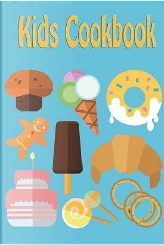 Kids cookbook by Rebecca Jones