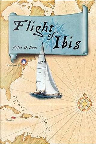 Flight of Ibis by Peter D. Boas