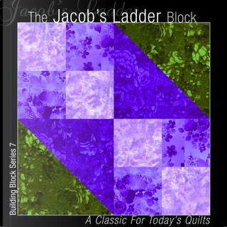 The Jacob's Ladder Block by All American Crafts Publishing