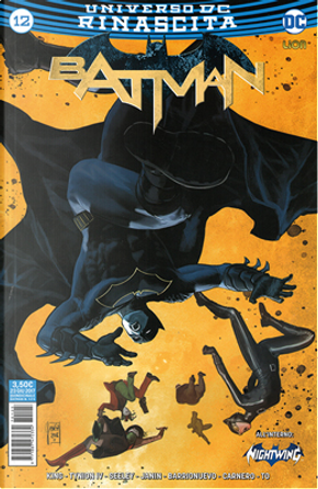 Batman #12 by James Tynion IV, Tim Seeley, Tom King
