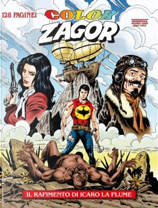 Color Zagor n. 11 by Mirko Perniola, Moreno Burattini