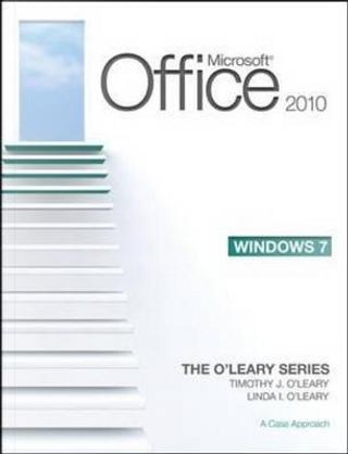 The O'Leary Series Microsoft Windows 7 by Linda O'Leary