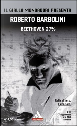 Beethoven 27% by Roberto Barbolini