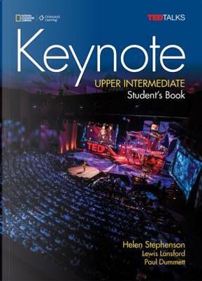 Keynote. Upper-intermediate. Student's book. Con e-book. Con espansione online. Per le Scuole superiori. Con DVD-ROM by Paul Dummet