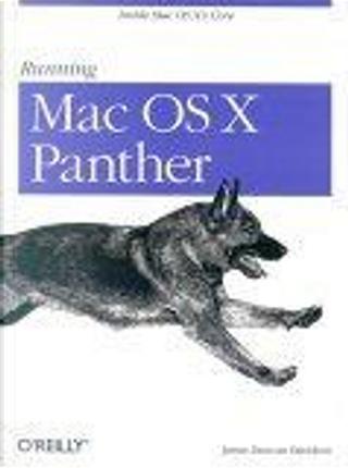 Running Mac OS X Panther by James Duncan Davidson
