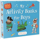 My Activity Books for Boys by BLOOMSBURY