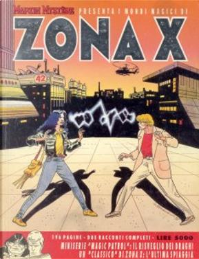 Zona X n. 13 by Vincenzo Beretta, Pier Francesco Prosperi