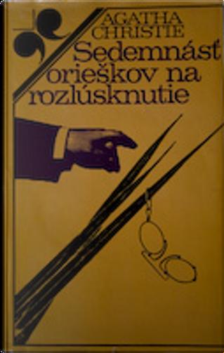 Sedemnásť orieškov na rozlúsknutie by Agatha Christie