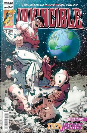 Invincible n. 52 by Aubrey Sitterson, Joe Keatinge, Robert Kirkman