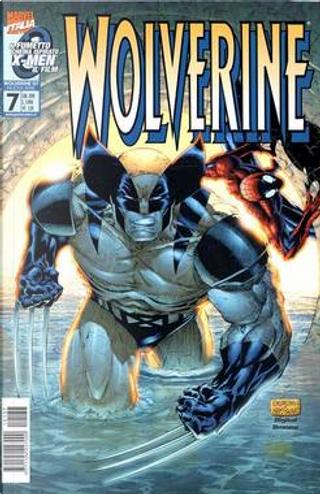 Wolverine n. 137 by Eric Stephenson, Ian Churchill, Norm Rapmund, Rob Liefeld