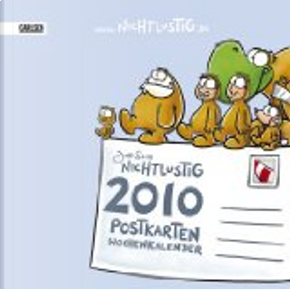 Nichtlustig Postkartenkalender 2011 by Joscha Sauer
