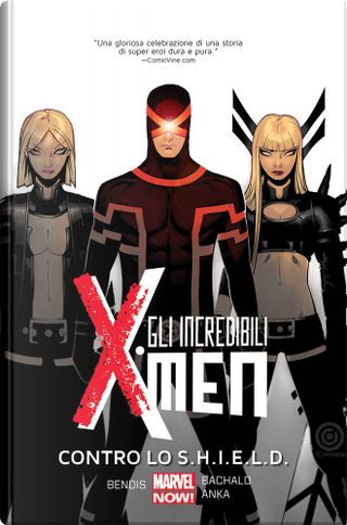 Gli incredibili X-Men vol. 4 by Brian Michael Bendis