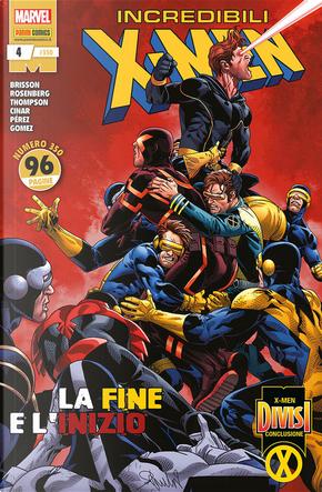 Gli Incredibili X-Men n. 350 by Ed Brisson, Kelly Thompson, Matthew Rosenberg